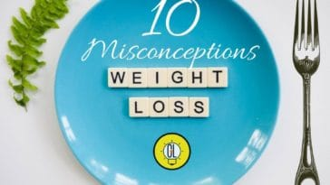 weight loss misconceptions 1