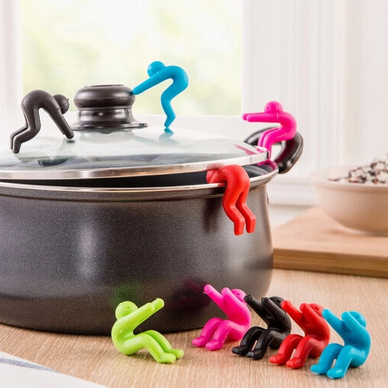Kitchen Lid Holder Silicone Cover Holder Raises The Lid the Heightening Device to Prevent the Soup.jpg Q90.jpg