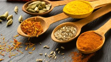 7 Spices For Longevity Good Health Weight Loss Listed Here