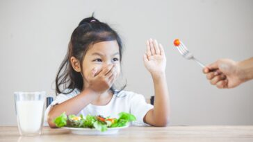 Child Hates Vegetables How to Encourage Kids to Eat Greens