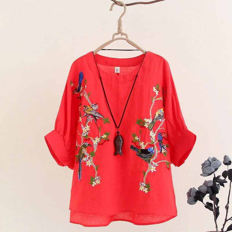 spring and summer blouses 2021 1