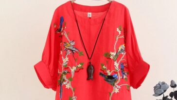 spring and summer blouses 2021