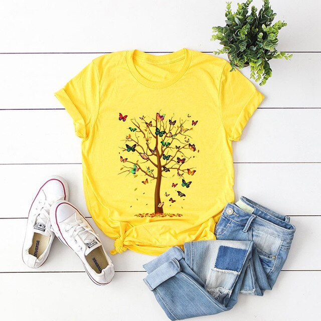 womens t shirt with print