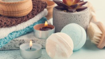 DIY Bath Bombs Great For Skin Aromatic Foamy and Natural