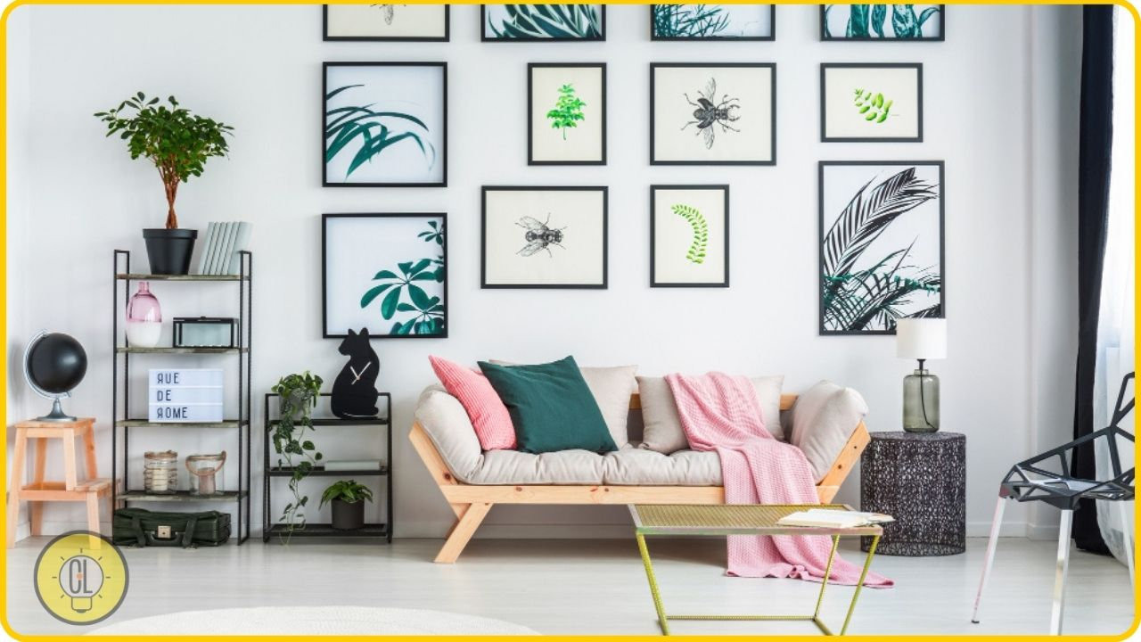 30 Small Space Living Hacks use small movable furniture