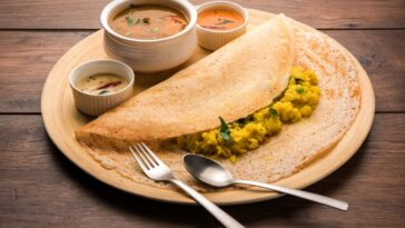 Simplified Masala Dosa Recipe Another Yummy Indian Delicacy