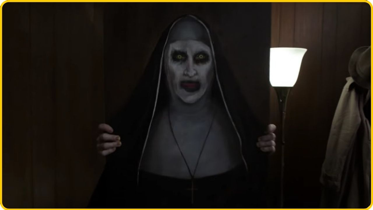 must watch thriller and horror movies the nun