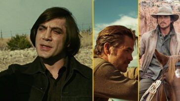 wester crime thriller movies like no country for old men