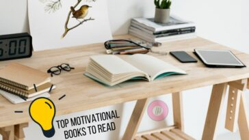 Top 40 Best Motivational Books From Most Inspirational Authors