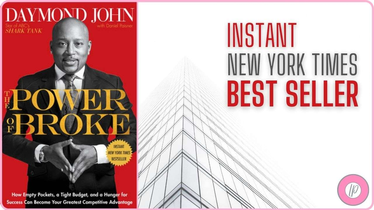 best business success books The Power of Broke