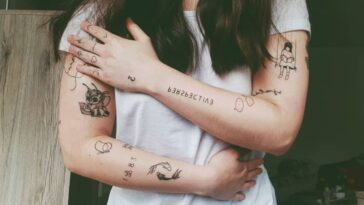 gorgeous patchwork tattoos ink ideas you will love to wear