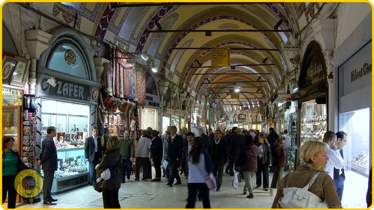 grand bazaar things to do in istanbul