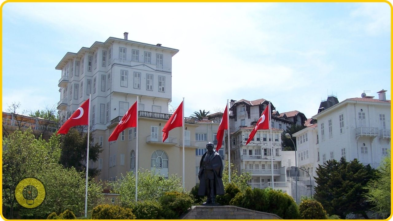 places to visit in istanbul Princes' Islands