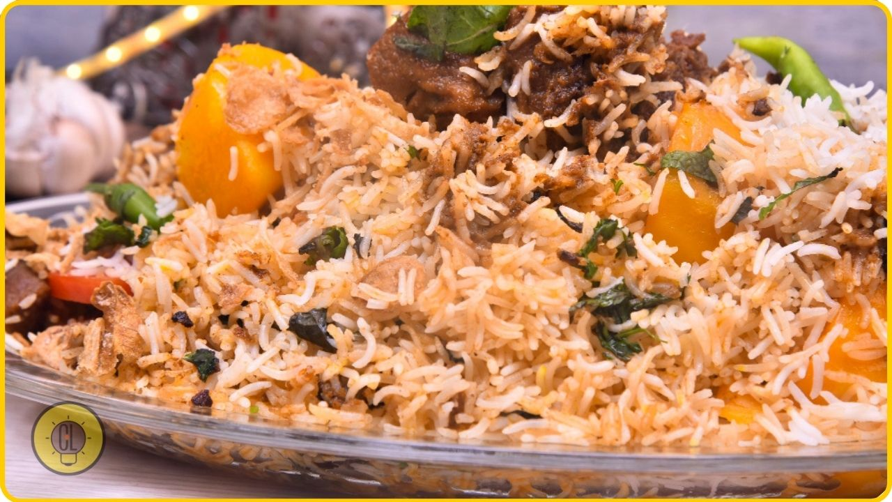 popular indian dishes to try biryani