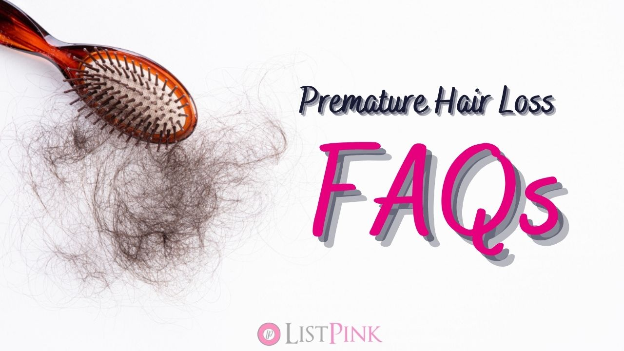 Premature Hair Loss What Causes it What Can You Do